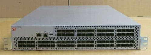 Brocade 5320 80-Ports 8Gb FC Switch HD-5320-0008 48-Port Active With Licenses